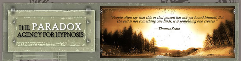 "Thomas Szasz Quote: ""People often say that this or that person has not yet found himself.  But the self is not something one finds, it is something one creates."""